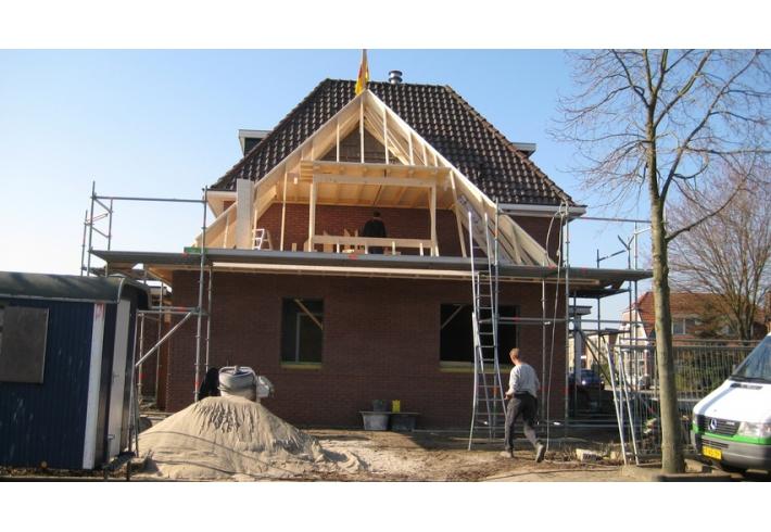 Erweiterung DreiBiger Jahre Haus In Groenlo